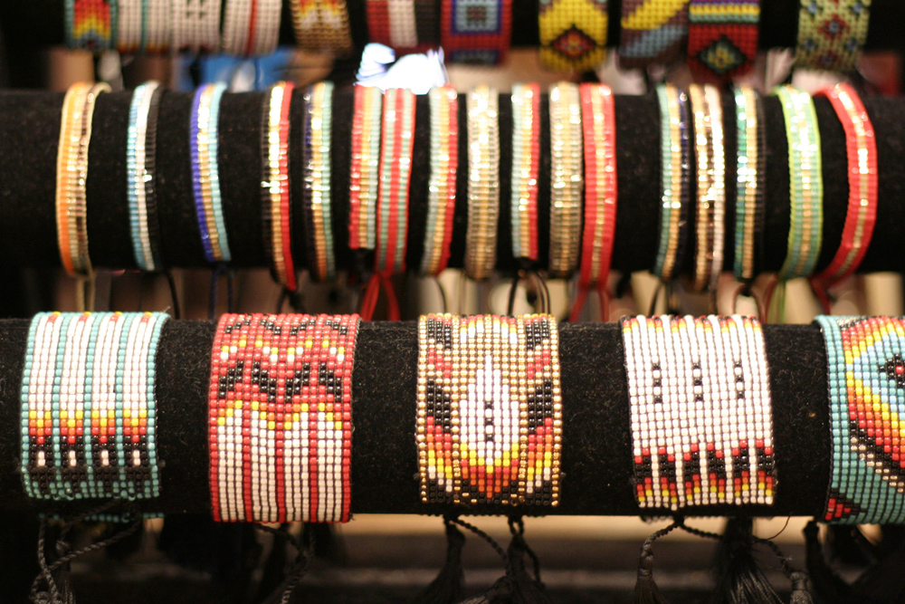 Bracelet en perles japonaises