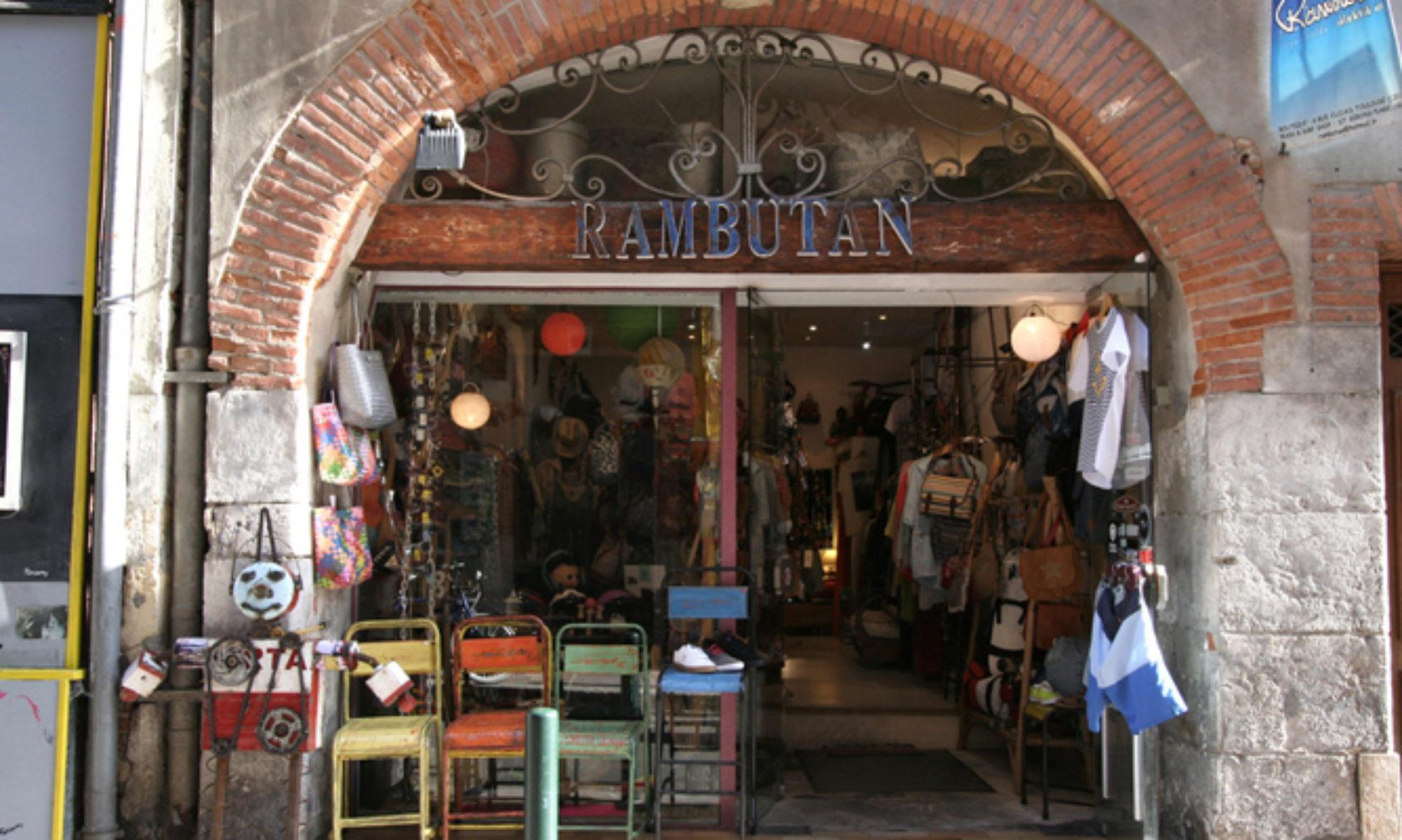 Rambutan Shop