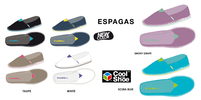 Cool Shoe Espagas