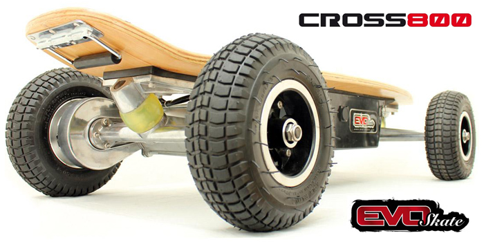 Skate Evo Cross 800