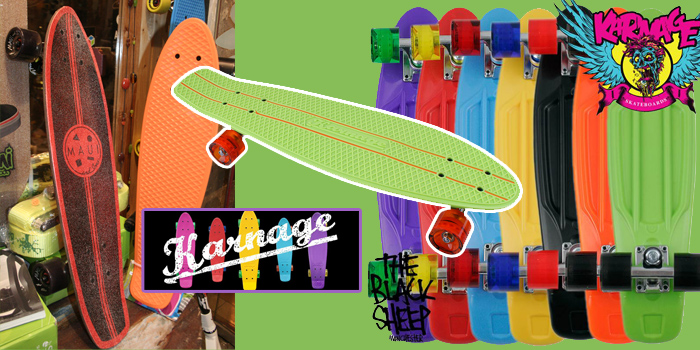Mini Cruiser Karnage