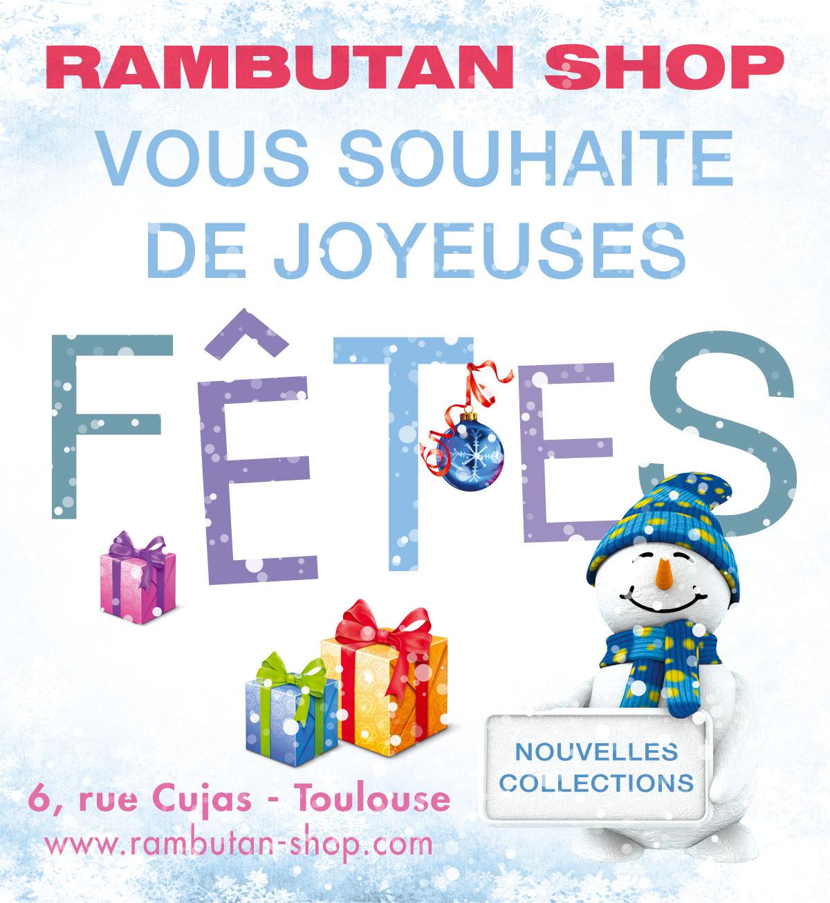 Rambutan Shop Noel